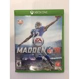 Madden Nfl 16 Xbox One