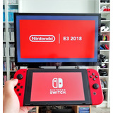 Nintendo Switch Garantia 12 Mrses
