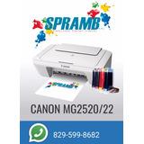Locuras De Precios En Impresoras Canon + Sistema