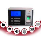 Ponchador De Asistencia, Reloj Biométrico, Sentry