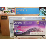 Televisores LG Cinema 3d Smart Tv Con Webos