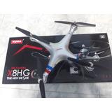 Drone Syma X8hg Control Altura Nuevo En Su Caja