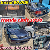 Honda Civic Montate Facil