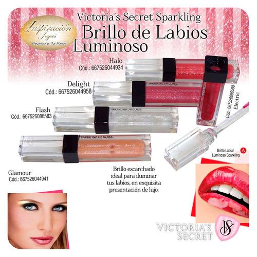 Brillo De Labios Luminoso Victorias Secret.