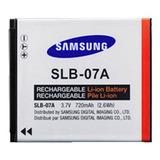 Bateria Para Camara Samsung Sbl-07a