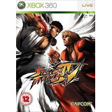 Juego Street Figter 4para Xbox 360