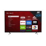 Tv Smart Tv Wifi Roku 43 Pulgadas 4k