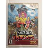 Skate City Héroes Nintendo Wii