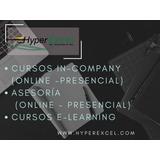 Adiestramiento Y Asesoría En Microsoft Excel