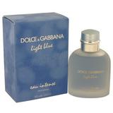 ** Perfume Light Blue Eau Intense By Dolce & Gabbana **