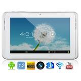 Tablet Pc Android 4.  De 7 Pulg Dual Core Con Doble Camara