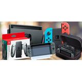 Nintendo Switch Joy-con Consola De Videojuegos Tv Y Portatil
