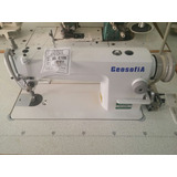 Máquina De Costura Recta Industrial Geosofía Nueva