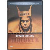 Dvd Macbeth - Orson Welles