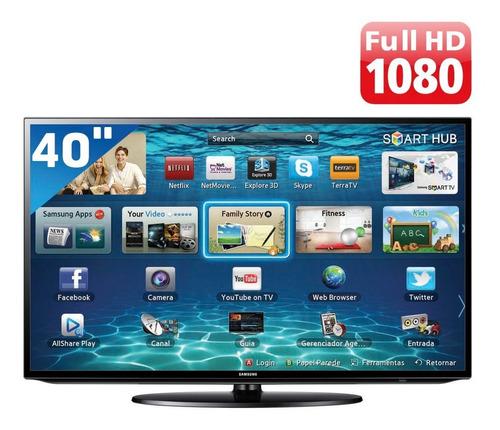 Tv Smart Samsung 40 Pulgadas