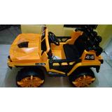Oferta Jeep Electrico, De Batería Para Niños Y Niñas Oferta!