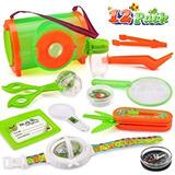 Kit De Atrapasueños Para Niños Al Aire Libre, 12 Piezas, Atr