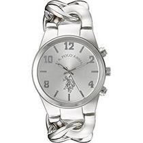 Reloj Polo .u.s. Assn Usc40178 Para Mujer Original