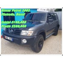 Nissan Patrol Inicial 100,000