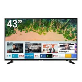 Samsung Smart Tv Uhd 43''  Pulgadas Serie 7