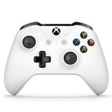 Xbox One Control Inalambrico Color Blanco Oficial Nuevo