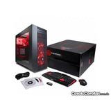 Cpu Gamer Cyberpower I5 6ta 8gb/1tb/4gb Video W10