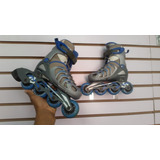 Patines Lineales Typhoon Size Ajustables 32