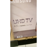 Samsung Smart Tv 43 Pulgadas  Series 7