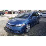 Honda Civic Azul 2011
