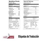 Etiquetas De Traducción