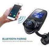 Avantek Transmisor Fm Bluetooth, Adaptador De Radio Inalámbr