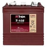 Trojan Roja T-105 Originales  24 Meses De Garantia