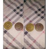 Extrañas Monedas Sin Descripción Aparentemente Argentina