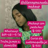 Makeup Profesional Con Pestañas