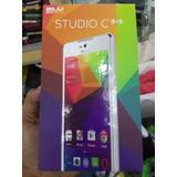 Cajas Vacia Telefono Blu Studio 5.0