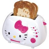 Hello Kitty 2slice Tostadora De Ranura Ancha Con Cool Touch