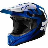 Casco Fox Vf1 Azul