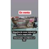 Maquina De Coser Industrial ( Precio Negociable