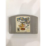 Tom And Jerry N64