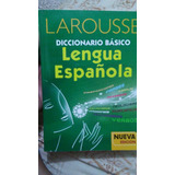 Diccionario Larouse Básico De La Lengua Española