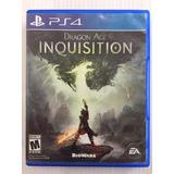 Dragón Age Inquisition Ps4