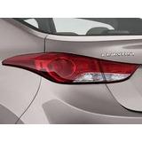 Hyundai Elantra 2011-2013 Luz Mica