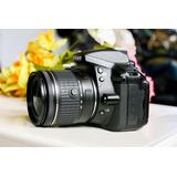 Nikon D5300 Wifi Pantalla Tactil Y Abatible