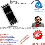 Bateria Para Celular Samsung Note 4 3220mah
