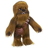 Star Wars - Peluche Interactivo, Diseño Chewie Copiloto, Cre