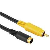 Cable Super Video A Video Rca,  Nuevo