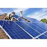 Paneles Solares Y Equipo Instalación Y Ventas