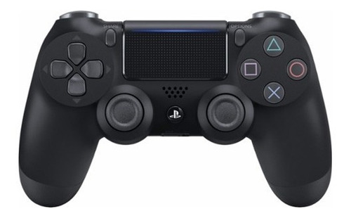 Sony Dualshock 4 Control Negro Para Playstation 4 Ps4