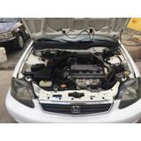 Honda Civic Varios Disponibles Inicial 110,000