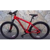 Bicicleta Mountainbike Scott 970 Rojo Escarlata 29 2019 Zona